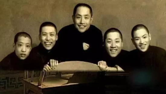 Chang Lian, Founder of Chang Jia (Middle)