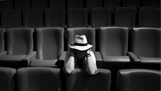 电影院。图片来源:视觉中国
