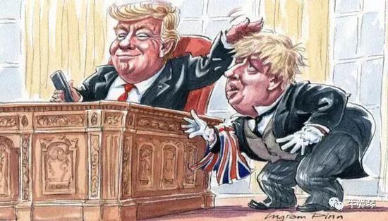 英國人萬萬沒想到 美國人也干涉起英國內政了