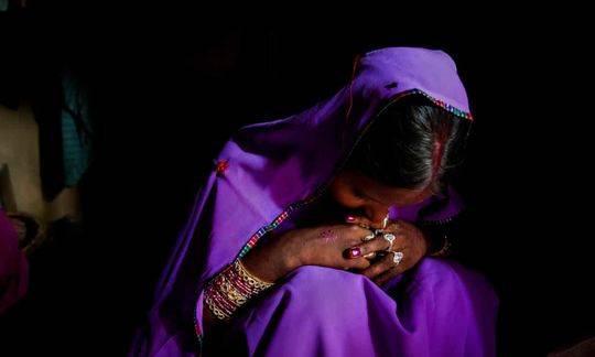 全球近40%的女性自杀行为发生在印度