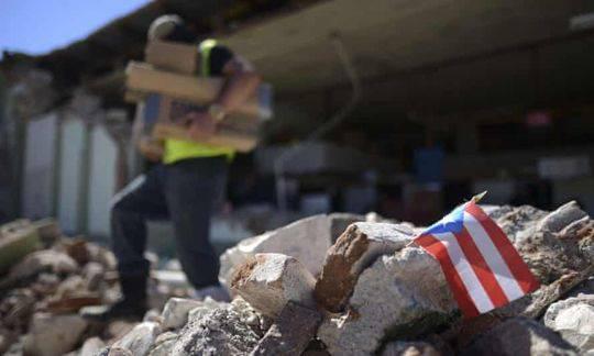 波多黎各遭遇百年最��地震 �u��