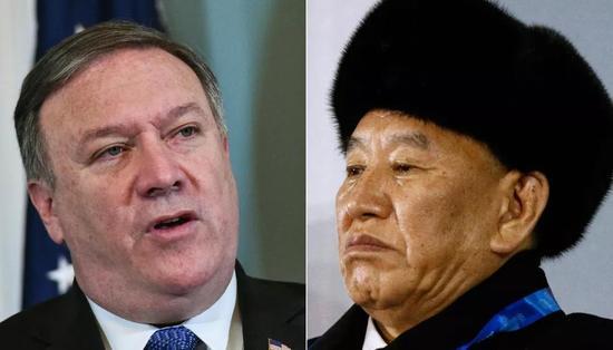 美朝官员这两天到处飞 为的都是这件事金正恩蓬佩奥朝鲜
