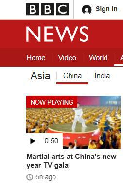 BBC截图