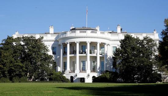 ▲美国白宫(路透社)