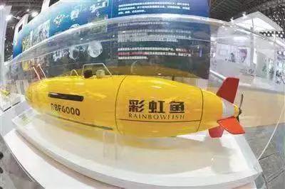 临港企业研发的万米级载人深渊器