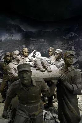 汶川大地震纪念馆