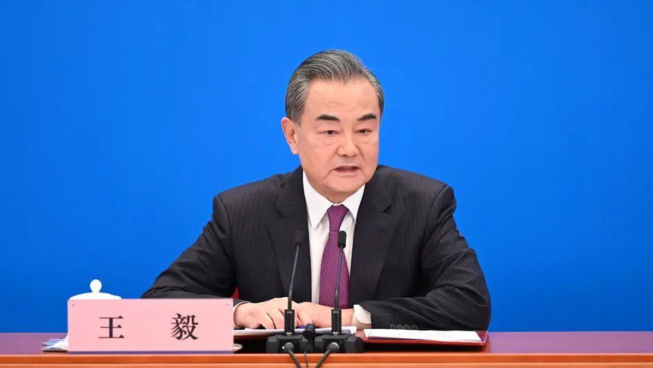 王毅回答27個問題,創8年來紀錄