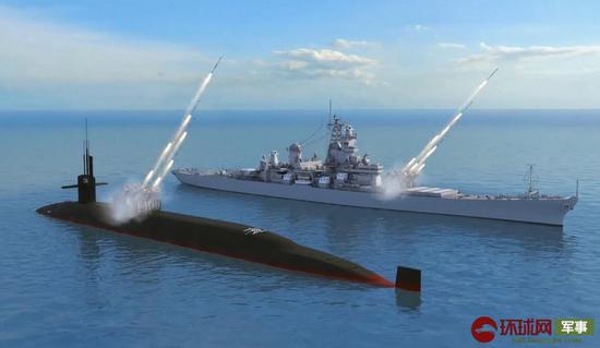 【蜗牛棋牌】上千枚导弹如雨点落下 俄罗斯反航母方案脑洞够大