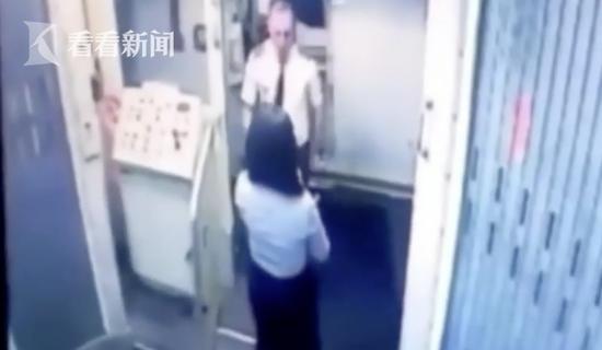 58岁女子见网友险被侵犯 哭着跑进警务站:这安全
