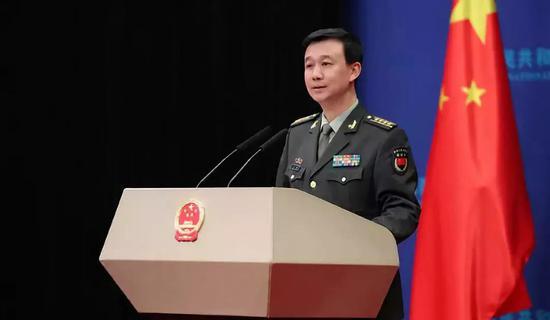 国防部证实全军将配发新式迷彩服 除了帅有何改进