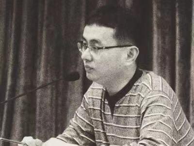 庄礼伟教授。 图/暨南大学国际有关学院官网
