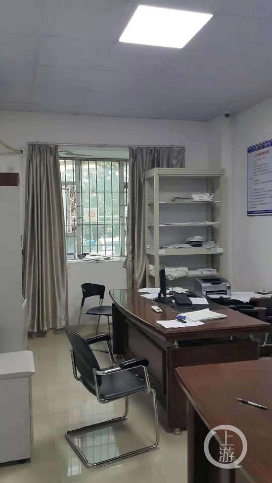10月26日发生一家三口命丧交警中队的办公室。