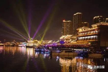 穿紫河游船(资料图)图片来源:@常德市文旅广体局