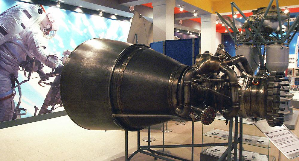 RD-180火箭发行机(来源:今日俄罗斯网)