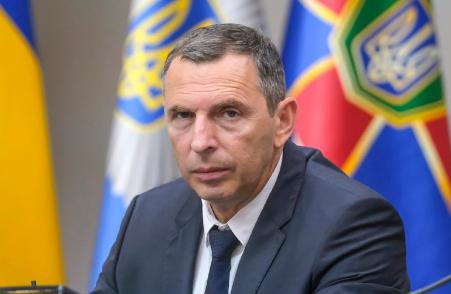 乌克兰总统顾问谢尔盖·舍维尔(俄新社报道截图)