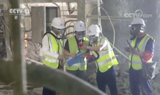 """全世界罕见 中国这条隧道中有8种""""毒气"""""""