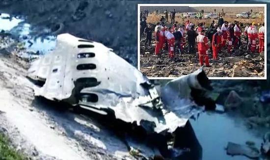 乌航客机坠毁,不能尽怪一线官兵。