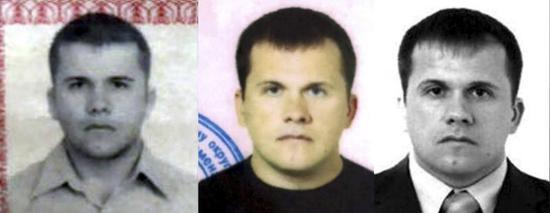 被英方指控为嫌疑人的亚历山大·彼得罗夫(图源:美联社)
