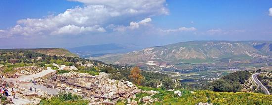 戈兰高地 图源:维基百科