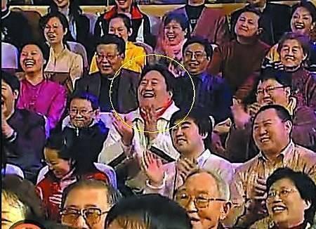 笑脸哥观看2003年春晚