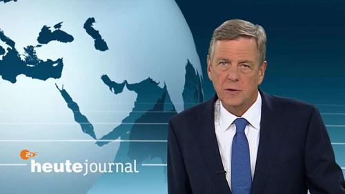 德国电视二台(ZDF)资深主办人克劳斯·克勒贝尔