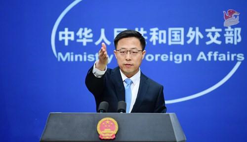 中俄通过智库影响美外交政策?外交部驳斥