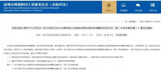 深圳楼市调控上又方大招::人才住房用地,地价低至三折!