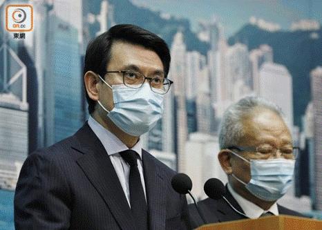 """美要求香港出口美国货物不能再标""""香港制造"""",香港商务及经济发展局局长:严厉谴责"""