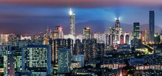 知名经济学家:深圳将成为整个地球的经济中心(图)