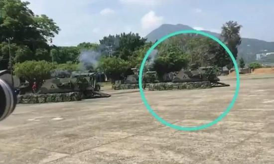 好尷尬 臺灣的一場軍演讓民眾失去了信心(圖)