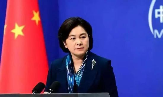 """12月2日,中国外交部发言人华春莹宣布,针对美国执意将所谓""""香港人权与民主法案""""签署成法,中国将对5个美国NGO进行制裁"""