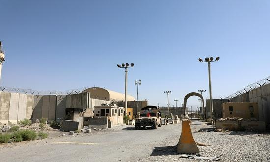 美军撤离阿富汗