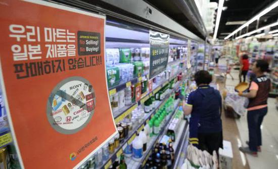 日本制裁韩国 中国面板产业将受益?