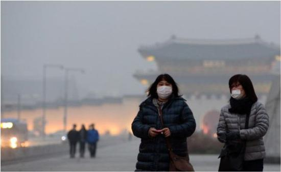 甩完锅给中国,韩国又为雾霾找到了新宿主:朝鲜