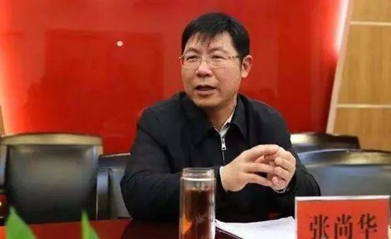 (图为张尚华 图源:四川省人民政府官网)