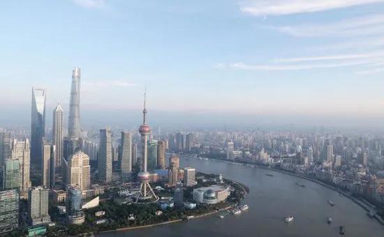 ▲资料图片:上海浦东陆家嘴金融区(新华社)