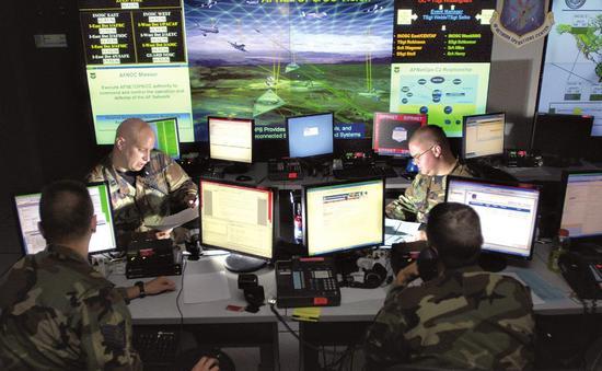 北约一直非常重视网络安全和网络战能力的建设。