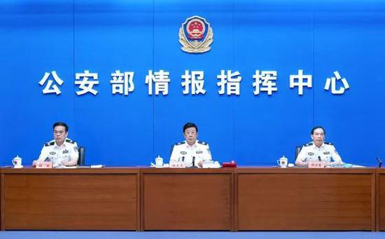 严厉打击!同一天,公安部、西藏都部署了这项任务