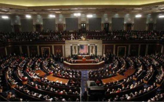 图:美国众议院。