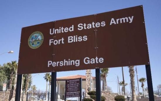 美国得克萨斯州布利斯堡基地(GETTY)