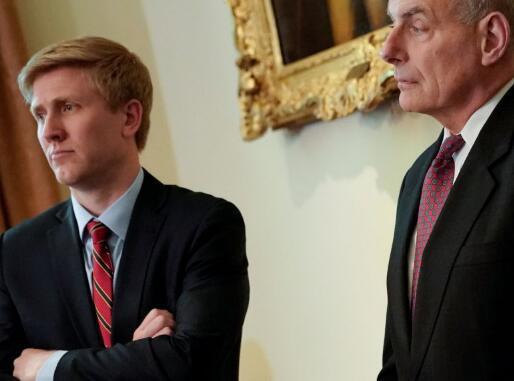 美媒称,白宫幕僚长炎门人选艾尔斯不授与继任白宫幕僚长。(图源:路透社)