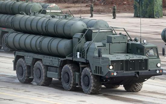 第六批俄S-400反导系统抵土耳其 美国或对土制裁