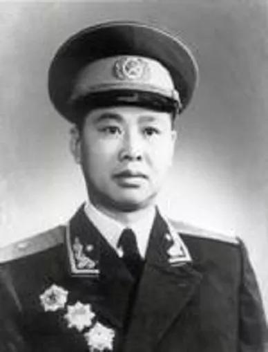 (图为时任志愿军六十八军副军长宋玉琳)