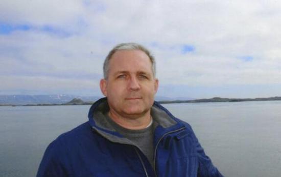 在俄罗斯被捕美国公民保罗·惠兰正在寻求保释。(图源:美联社)