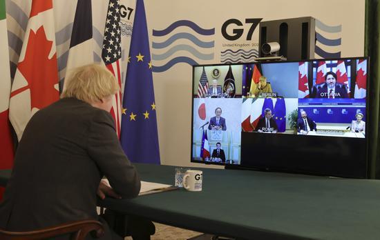 G7领导人支持今夏举办东京奥运会,菅义伟称令人鼓舞