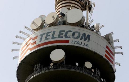 意大利电信(Telecom Italia)的信号塔