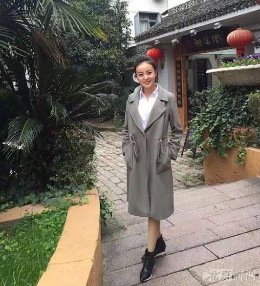 《太原日报》官方微信公众号文章中出现的王钰瑾照片。