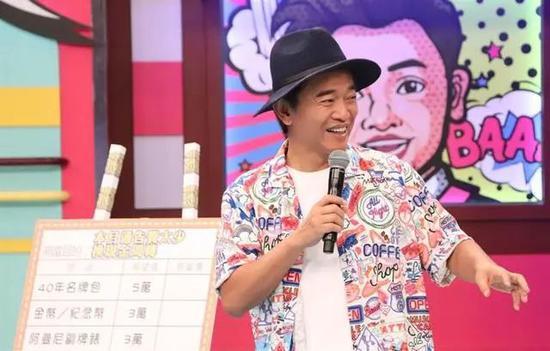 亚博娱乐APP:吴宗宪:郭台铭选2020非常好 但应担任韩国瑜副手