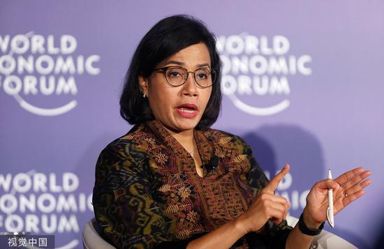 印尼财长:要系统防范外部风险 比如特朗普推特