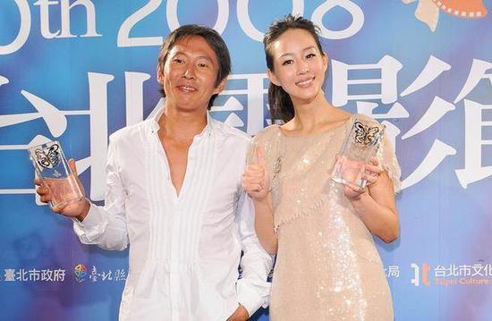 钮承泽11年前和张钧宁传出绯闻。